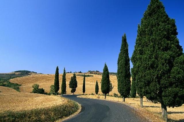 Le belle e rilassanti strade della Toscana
